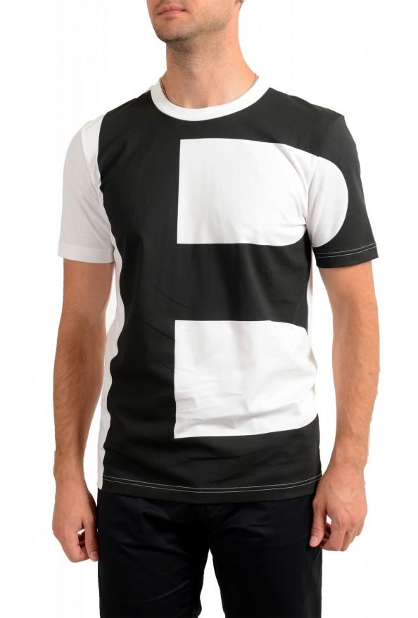 "Hugo Boss Men's ""Tiburt 230"" Graphic Print Crewneck T-Shirt"
