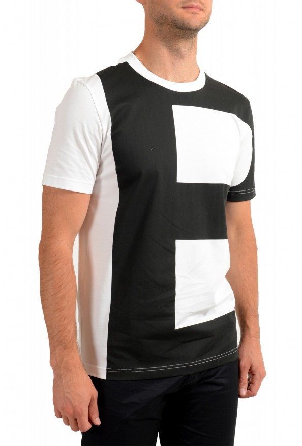 "Hugo Boss Men's ""Tiburt 230"" Graphic Print Crewneck T-Shirt: Picture 2"