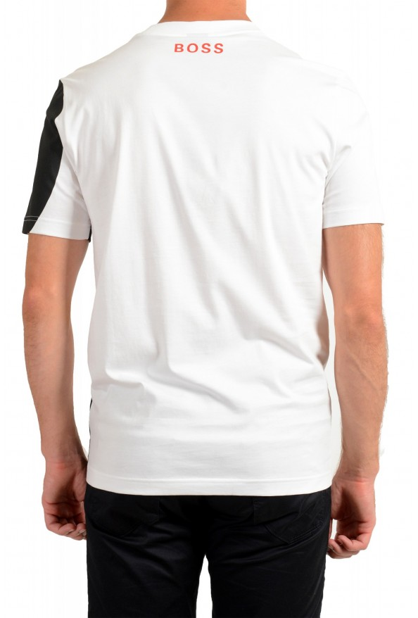 "Hugo Boss Men's ""Tiburt 230"" Graphic Print Crewneck T-Shirt: Picture 3"