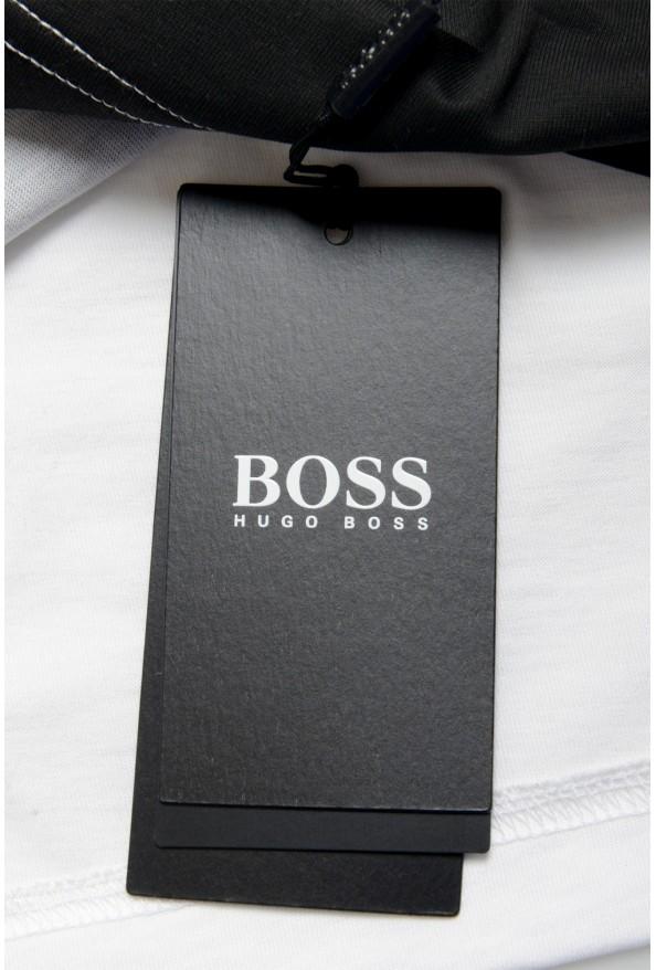 "Hugo Boss Men's ""Tiburt 230"" Graphic Print Crewneck T-Shirt: Picture 6"
