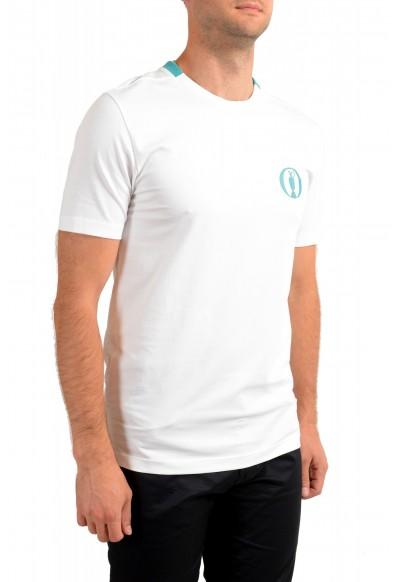 "Hugo Boss Men's ""Tee BO"" White Crewneck T-Shirt: Picture 2"