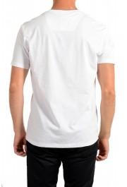 "Hugo Boss Men's ""Tiburt 171_BB"" White Graphic Print Crewneck T-Shirt : Picture 3"