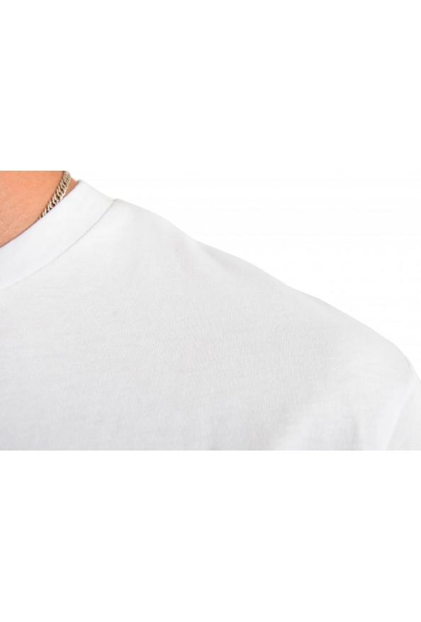 "Hugo Boss Men's ""Tiburt 171_BB"" White Graphic Print Crewneck T-Shirt : Picture 4"