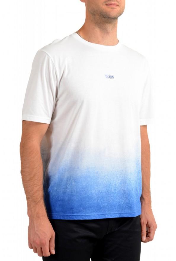 "Hugo Boss Men's ""Tegrade"" Multi-Color Crewneck T-Shirt: Picture 2"
