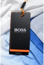 "Hugo Boss Men's ""Tegrade"" Multi-Color Crewneck T-Shirt: Picture 6"