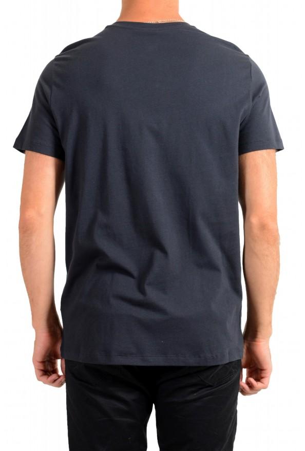 "Hugo Boss Men's ""T-Shirt RN 24"" Black Crewneck T-Shirt : Picture 3"