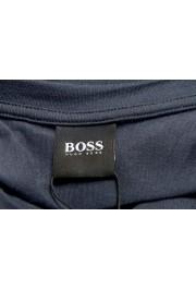 "Hugo Boss Men's ""T-Shirt RN 24"" Black Crewneck T-Shirt : Picture 5"