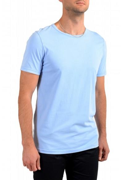 "Hugo Boss Men's ""Tokks"" Faded Blue Crewneck T-Shirt : Picture 2"