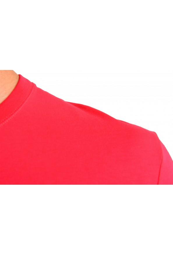 "Hugo Boss Men's ""Tiburt 55"" Red Crewneck T-Shirt: Picture 4"