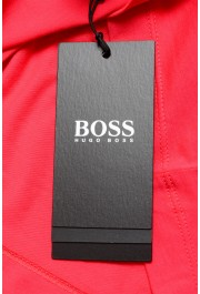 "Hugo Boss Men's ""Tiburt 55"" Red Crewneck T-Shirt: Picture 6"