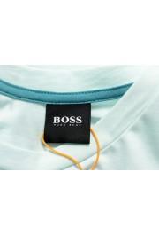 "Hugo Boss Men's ""Tepastel"" Multi-Color Graphic Print Crewneck T-Shirt : Picture 5"