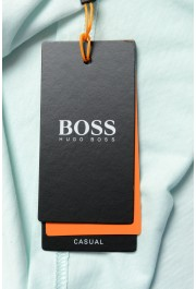 "Hugo Boss Men's ""Tepastel"" Multi-Color Graphic Print Crewneck T-Shirt : Picture 6"