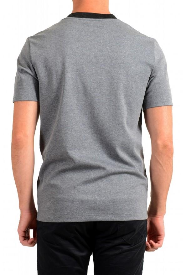 "Hugo Boss Men's ""Tiburt 232"" Gray Crewneck T-Shirt: Picture 3"