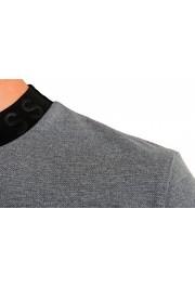 "Hugo Boss Men's ""Tiburt 232"" Gray Crewneck T-Shirt: Picture 4"