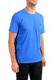 "Hugo Boss Men's ""Mix&Match"" Bright Blue Crewneck T-Shirt: Picture 2"