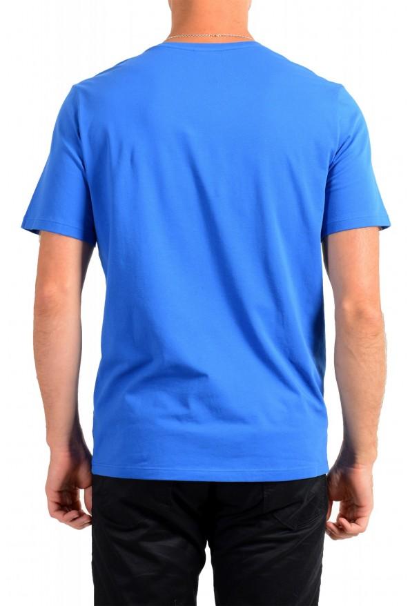 "Hugo Boss Men's ""Mix&Match"" Bright Blue Crewneck T-Shirt: Picture 3"