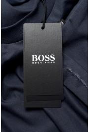 "Hugo Boss Men's ""Tiburt 209"" Blue Graphic Print Crewneck T-Shirt: Picture 6"