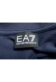 Emporio Armani EA7 Men's Dark Blue Logo Print Track Sweat Suit: Picture 11