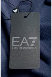 Emporio Armani EA7 Men's Dark Blue Logo Print Track Sweat Suit: Picture 12