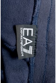 Emporio Armani EA7 Men's Dark Blue Logo Print Track Sweat Suit: Picture 13