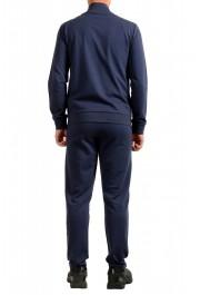 Emporio Armani EA7 Men's Dark Blue Logo Print Track Sweat Suit: Picture 3