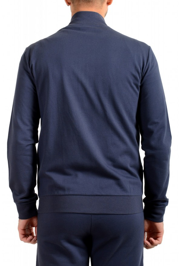 Emporio Armani EA7 Men's Dark Blue Logo Print Track Sweat Suit: Picture 6