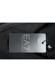Emporio Armani EA7 Men's Black Logo Print Track Sweat Suit: Picture 12