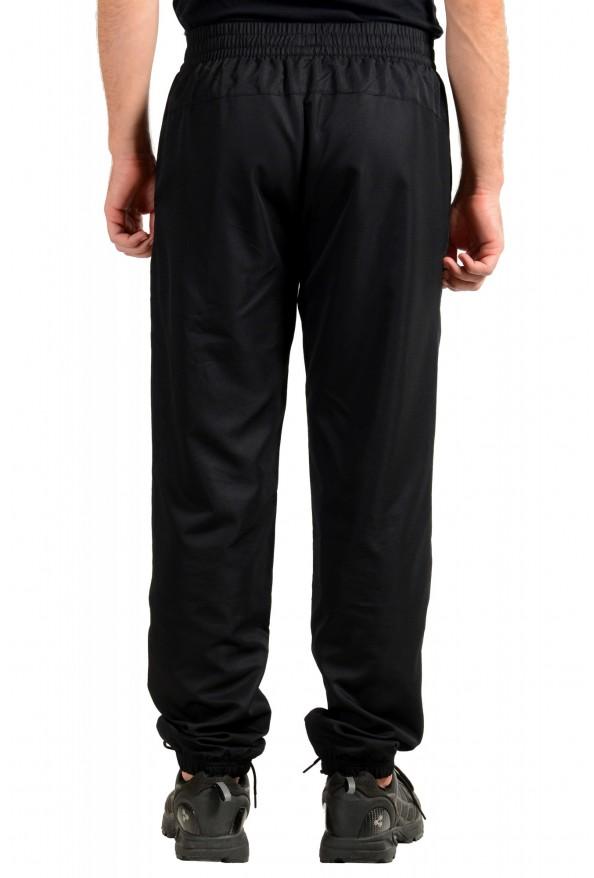 Emporio Armani EA7 Men's Black Logo Print Track Sweat Suit: Picture 10