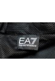 Emporio Armani EA7 Men's Black Logo Print Track Sweat Suit: Picture 11