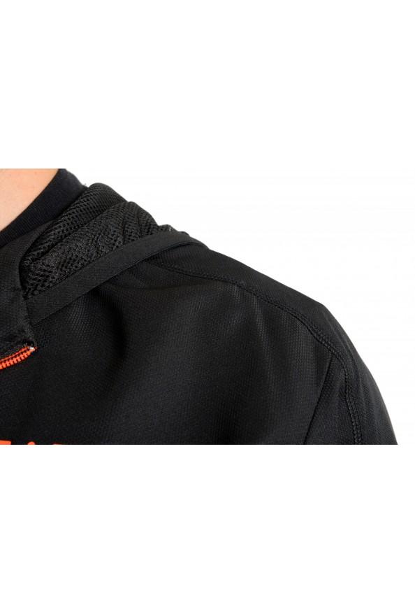 Emporio Armani EA7 Men's Black Logo Print Track Sweat Suit: Picture 7