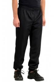 Emporio Armani EA7 Men's Black Logo Print Track Sweat Suit: Picture 9