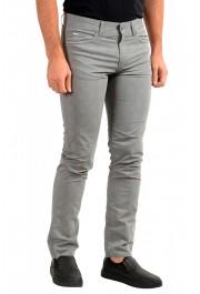 """Hugo Boss Men's """"Delaware3-9-20"""" Slim Fit Plaid Straight Leg Jeans: Picture 2"""