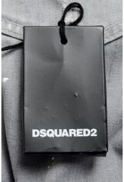 """Dsquared2 Men's Gray Distressed Look """"Cool Guy Jean"""" Jeans: Picture 6"""