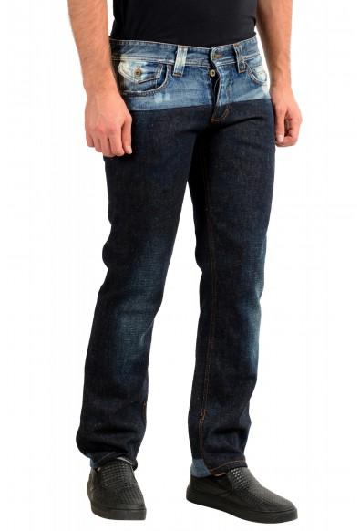 Dolce & Gabbana D&G Men's Multi-Color Straight Leg Jeans: Picture 2
