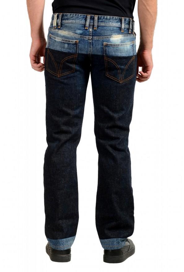 Dolce & Gabbana D&G Men's Multi-Color Straight Leg Jeans: Picture 3
