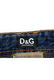 Dolce & Gabbana D&G Men's Multi-Color Straight Leg Jeans: Picture 5
