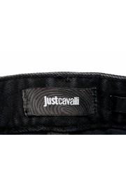 "Just Cavalli Men's ""Slim"" Multi-Color Distressed Look Jeans : Picture 5"