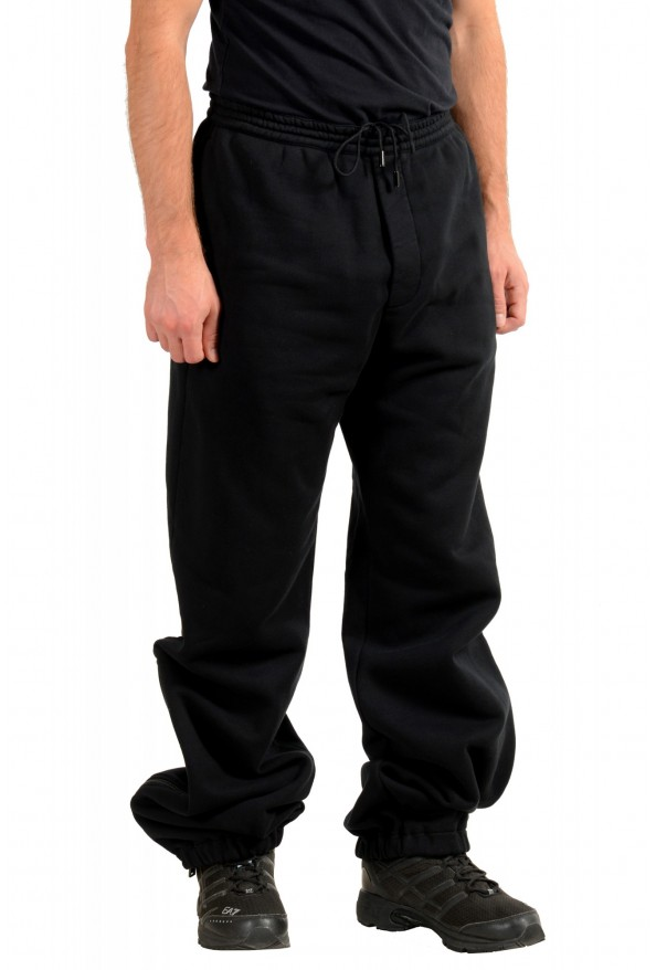 "Dsquared2 & ""Mert & Marcus 1994"" Men's Black Sweatpants: Picture 2"