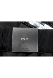 "Dsquared2 Men's ""Gym Fit"" Black Embellished Silk Wool Pants: Picture 5"