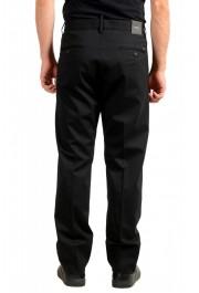 "Dsquared2 Men's ""Run Dan Fit"" Black Wool Dress Pants: Picture 3"