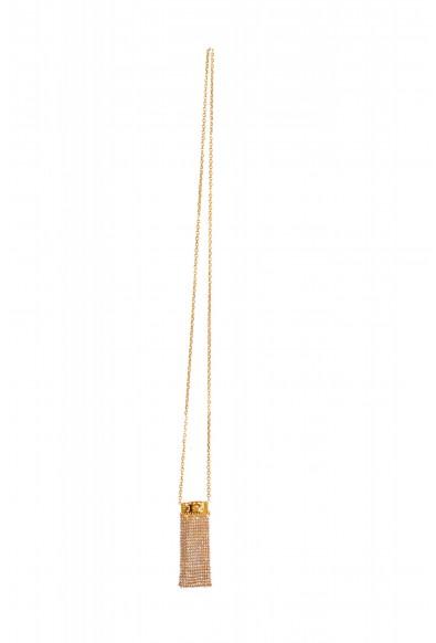 "Versace Women's ""Oro Tribute"" Medusa Logo Sparkle Miniature Bag: Picture 2"