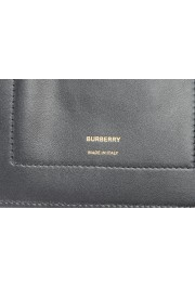 Burberry Unisex Black Logo Print Leather Credit Card Wallet: Picture 3