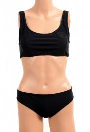 "Burberry Women's ""WORSLEY_J41"" Black 2 Piece Swimsuit"