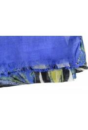 Salvatore Ferragamo Women's Multi-Color Silk Shawl Scarf: Picture 3