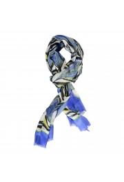 Salvatore Ferragamo Women's Multi-Color Silk Shawl Scarf: Picture 6