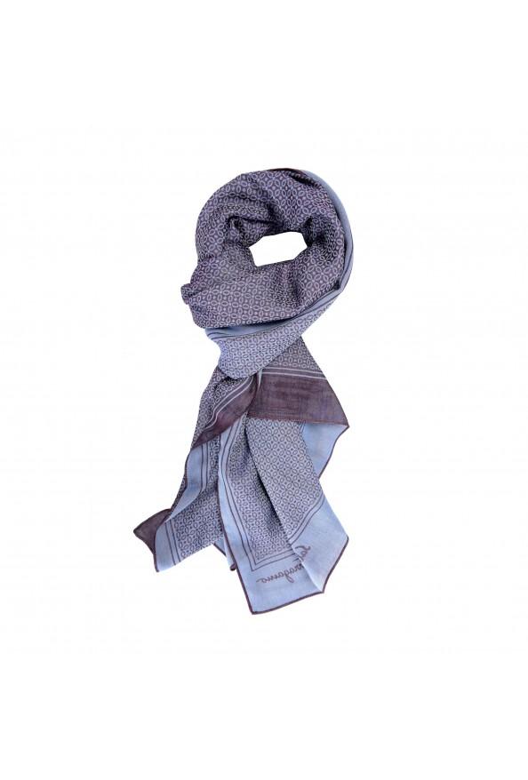 Salvatore Ferragamo Multi-Color Silk Cashmere Shawl Scarf: Picture 5