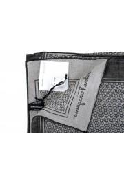 Salvatore Ferragamo Multi-Color Silk Cashmere Shawl Scarf: Picture 4