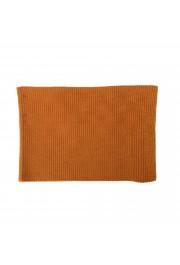 Salvatore Ferragamo Brown Wool Neck Warmer Scarf: Picture 3