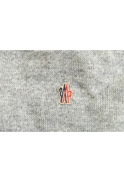 """Moncler """"Guanti"""" 100% Wool Gray Long Winter Gloves: Picture 5"""