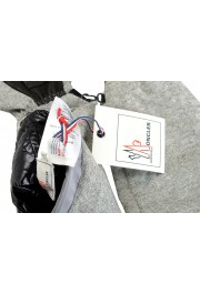 """Moncler """"Guanti"""" 100% Wool Gray Long Winter Gloves: Picture 7"""